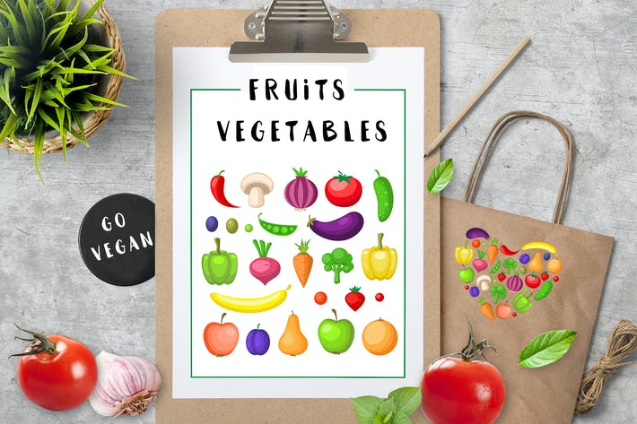 Thumbnail for Fruits and Vegetables