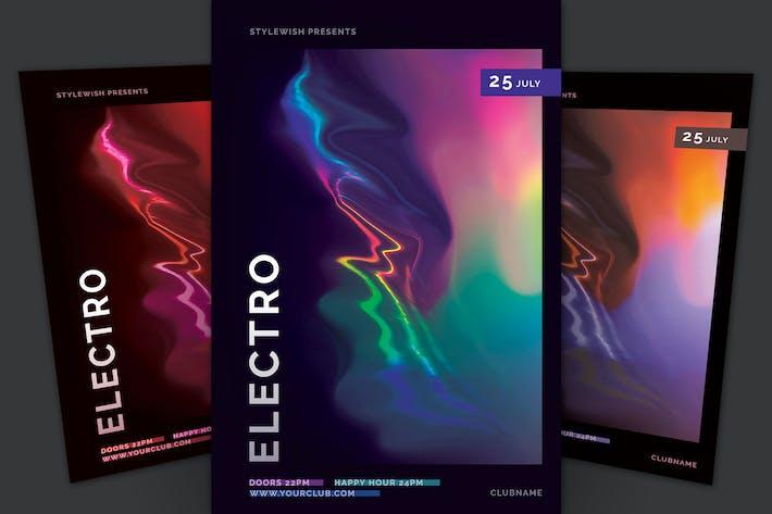 Thumbnail for Electro Flyer