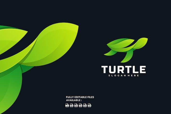 Turtle Gradient Logo