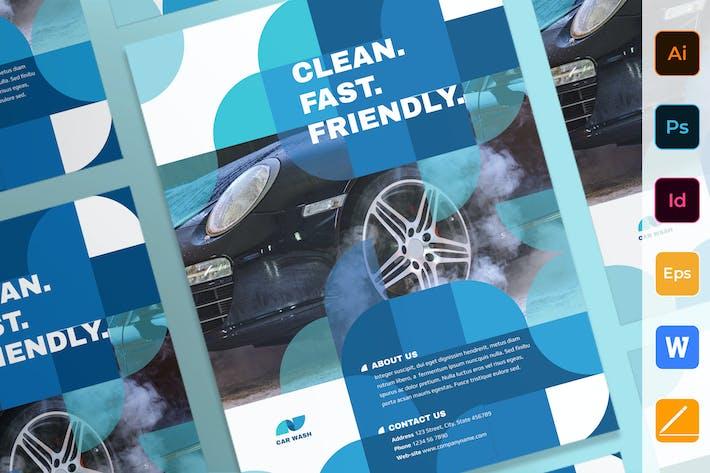 Thumbnail for Car Wash Poster