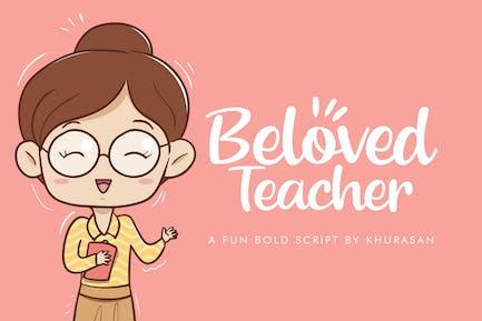 Beloved Teacher