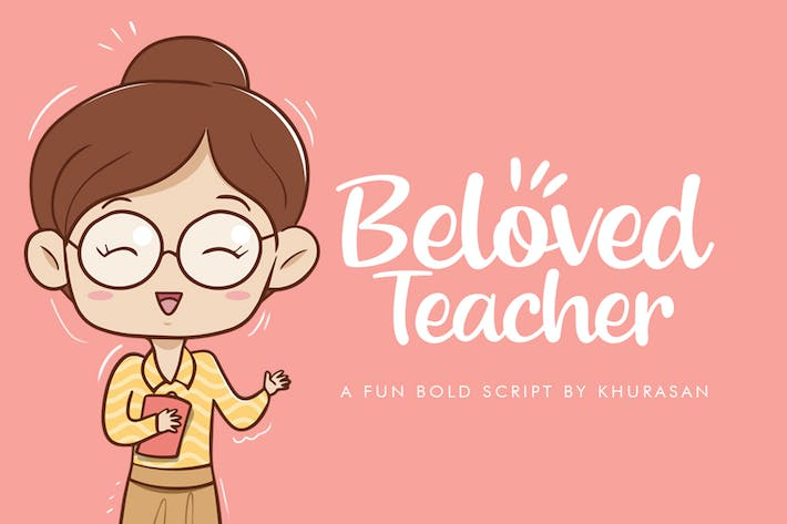 Thumbnail for Beloved Teacher
