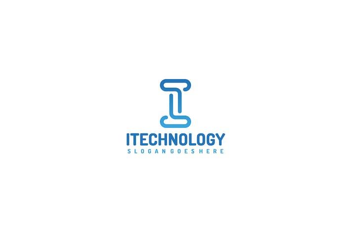 Thumbnail for I Letter Logo