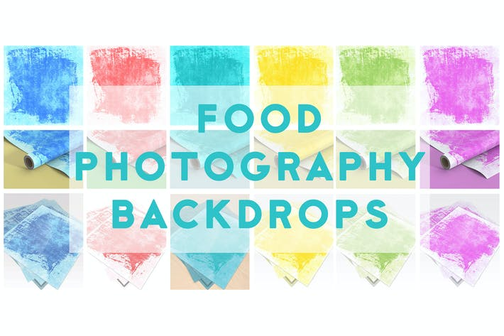 Thumbnail for Food Photography Backdrop In 6 Colors