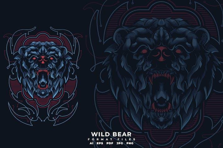 Thumbnail for Wilder Bär