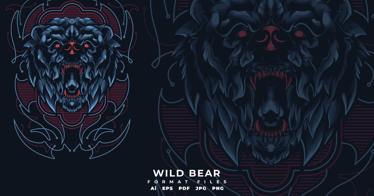 Download Wild Bear by SecondSyndicate