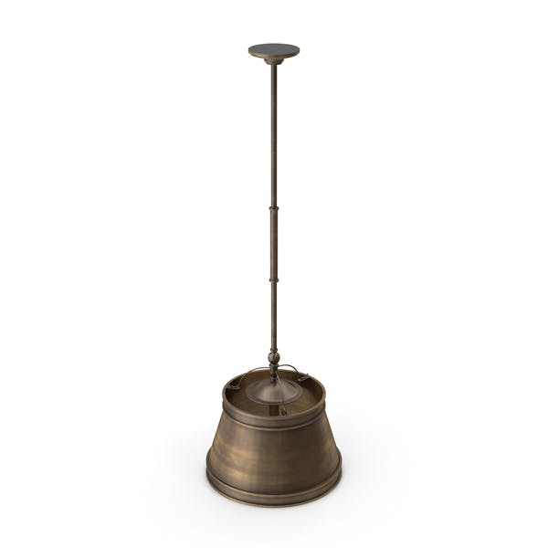Lamp Antique Brass