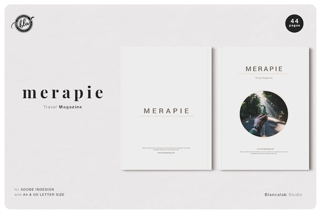 MERAPIE Travel Magazine