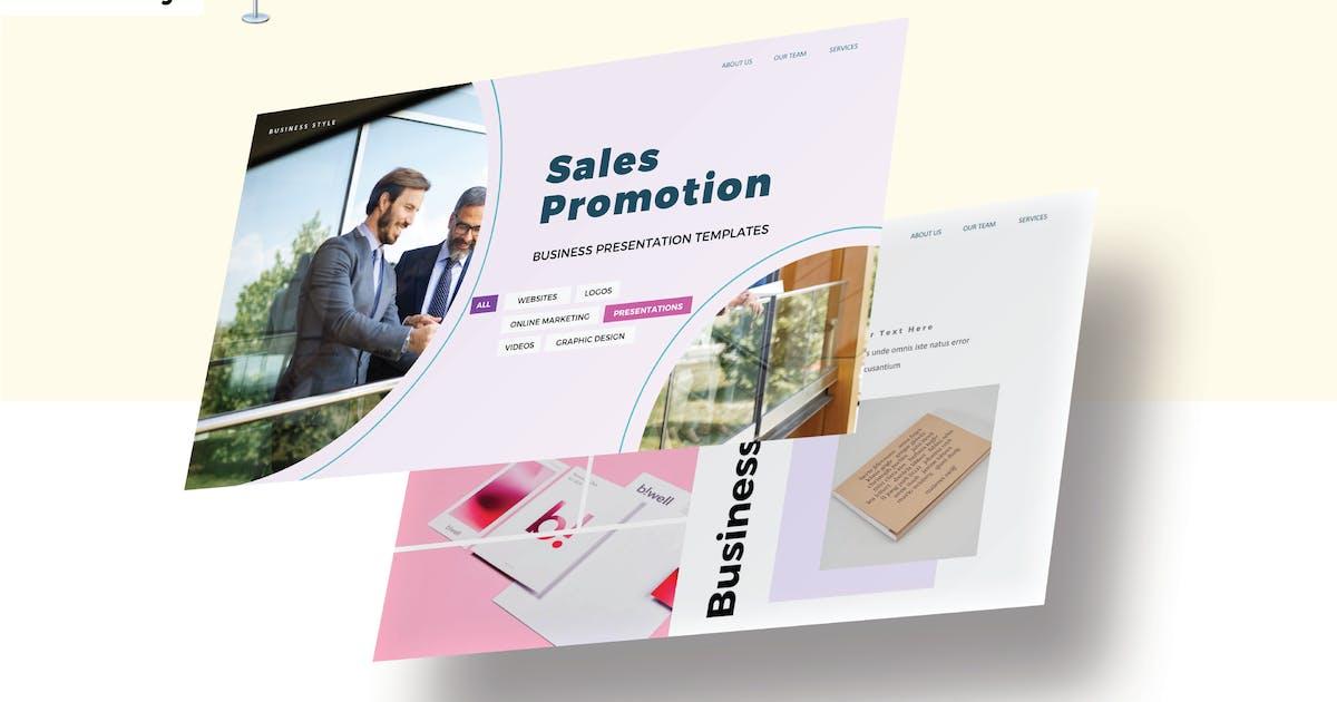 Download SALES PROMOTION - Keynote V436 by Shafura