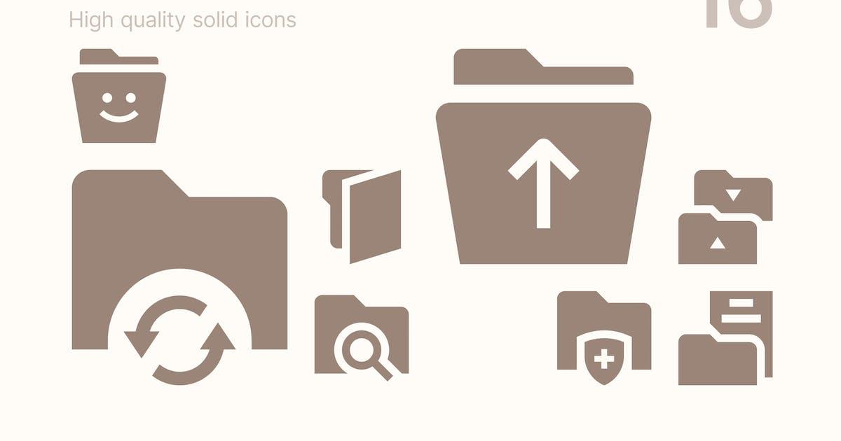 Download Folder Icons by polshindanil