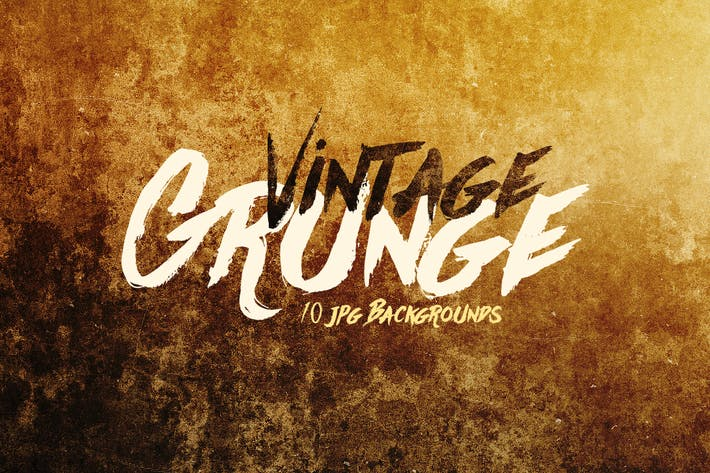 Cover Image For Vintage Grunge Backgrounds