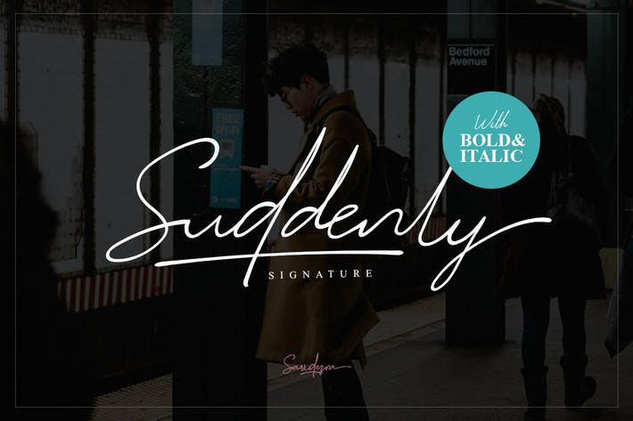 Thumbnail for Suddenly - Signature Script