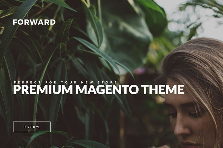 Thumbnail for Forward - Fashion Responsive Magento Theme