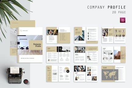 Company Overview Profile