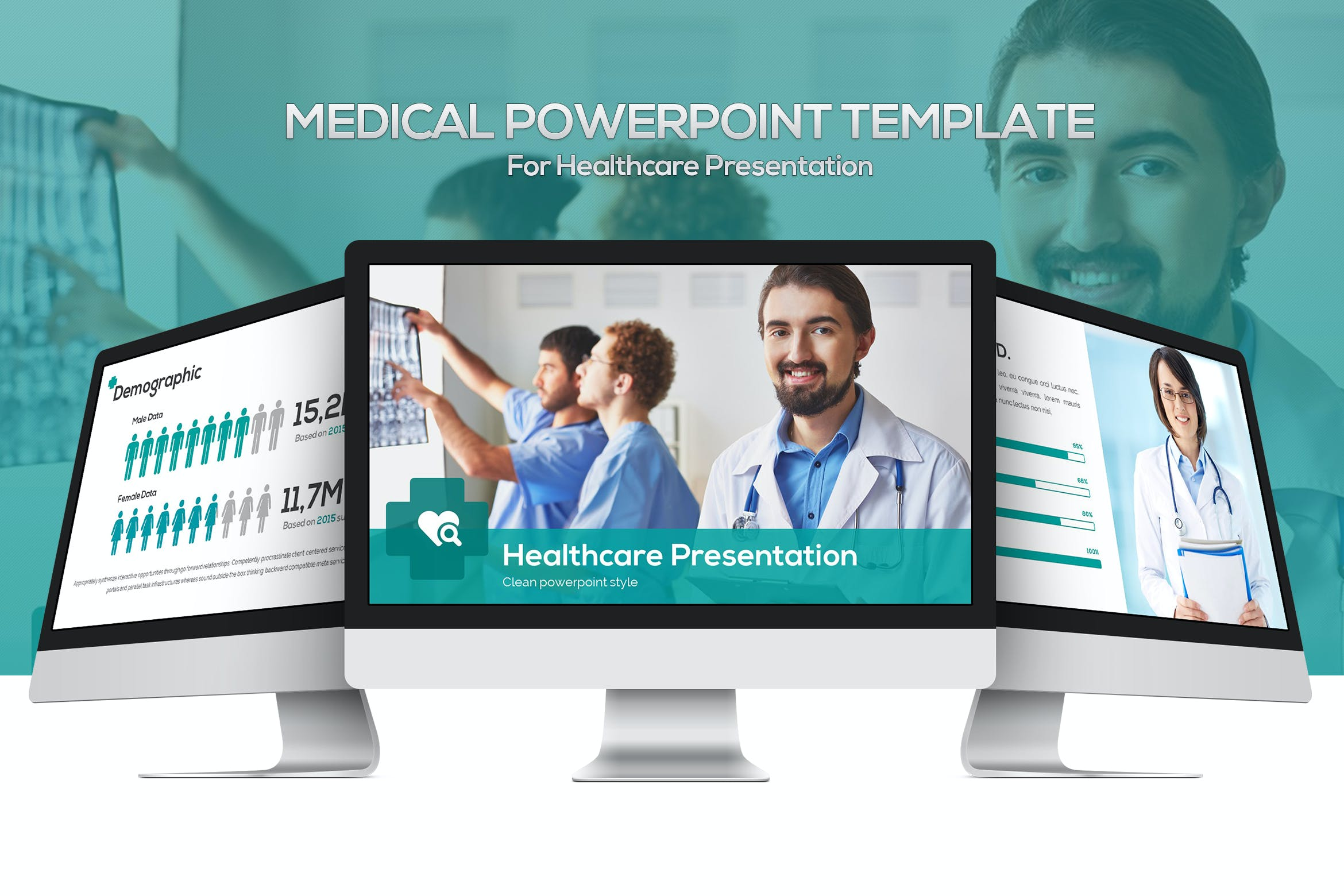 Medical Powerpoint Template By Slidefactory On Envato Elements