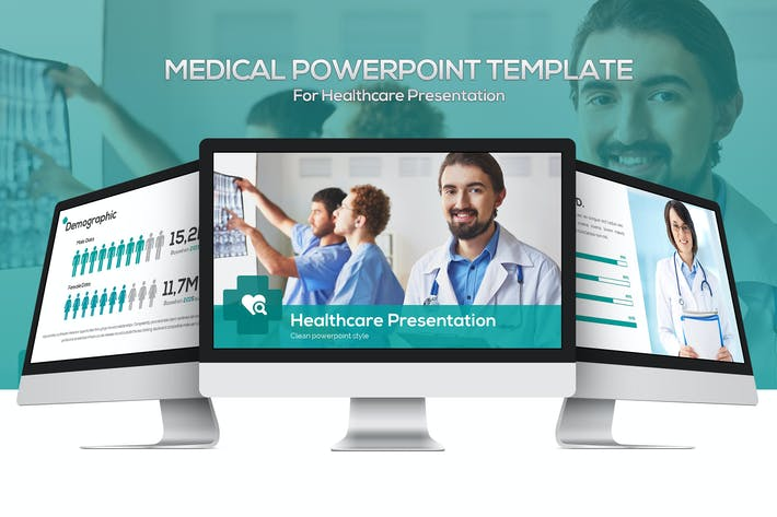 Download 23 hospital presentation templates envato elements thumbnail for medical powerpoint template toneelgroepblik Image collections