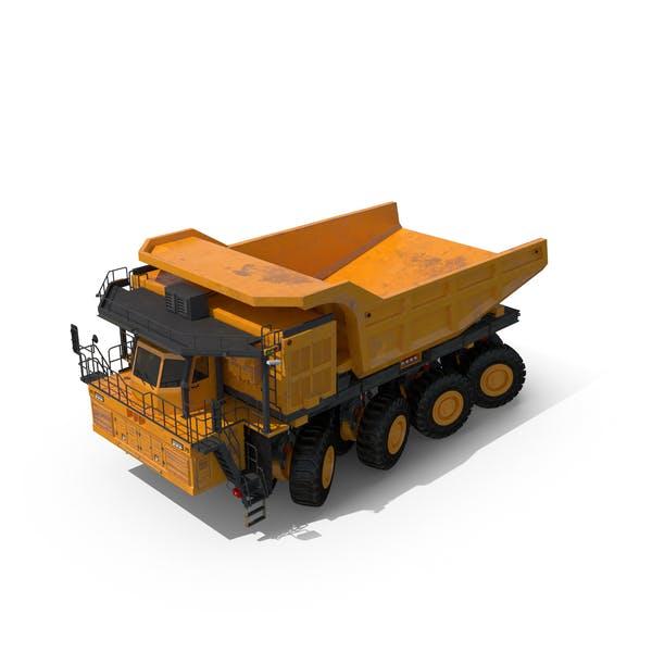 Горнодобывающий грузовик