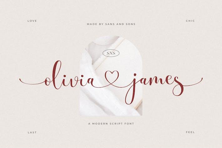 Thumbnail for Olivia James