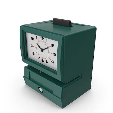 Zeitpunsch Uhr