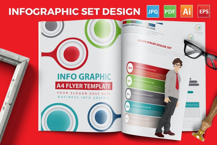 Thumbnail for Elements Of Infographics Design