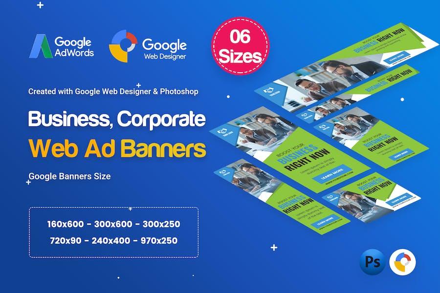 Multipurpose, Business, Corporate HTML5 D17 - GWD