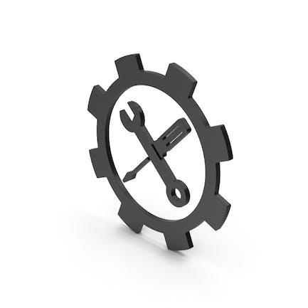 Symbol Tools Black