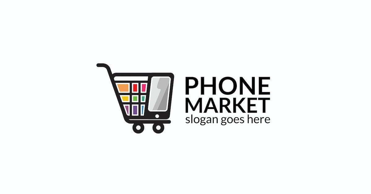 Download Phone Market Logo by Slidehack