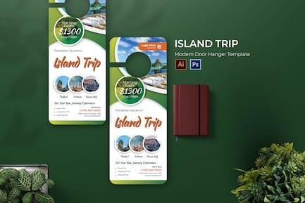 Türhänger Island Trip