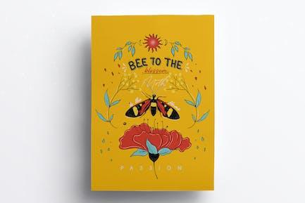 Illustration - Motivational Poster