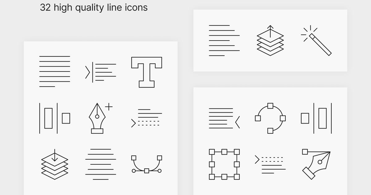 Download Editor Icons by polshindanil