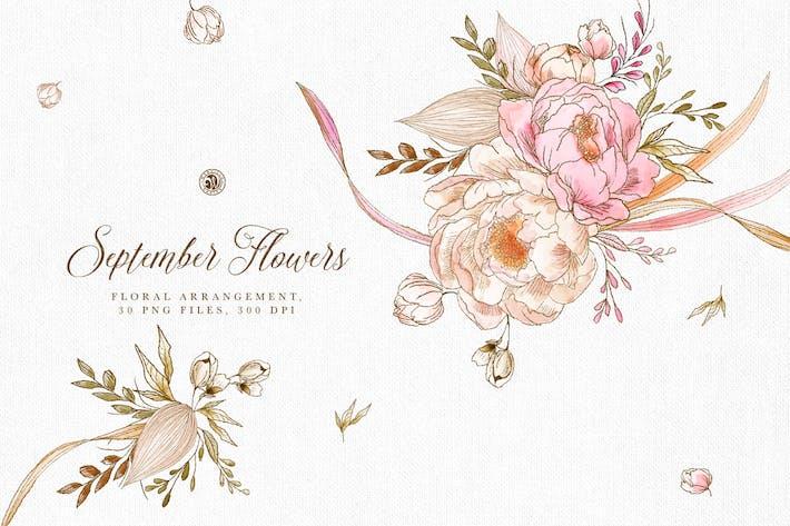 Thumbnail for September Flowers