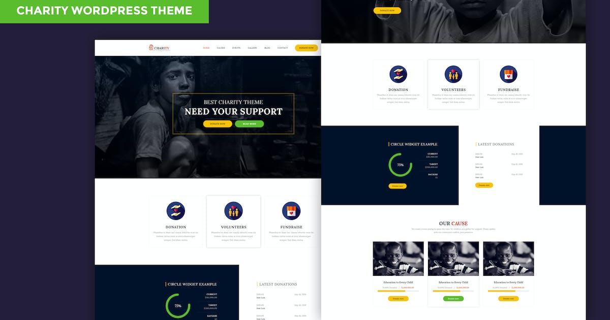 Download Charity - Nonprofit WordPress Theme by DesignsVilla