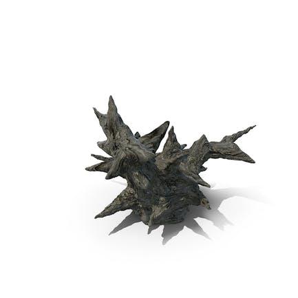 Spiky Alien Rock Daylight