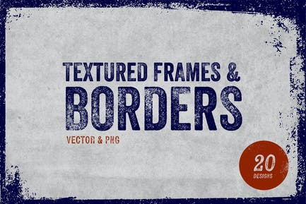 Textured Frames & Borders