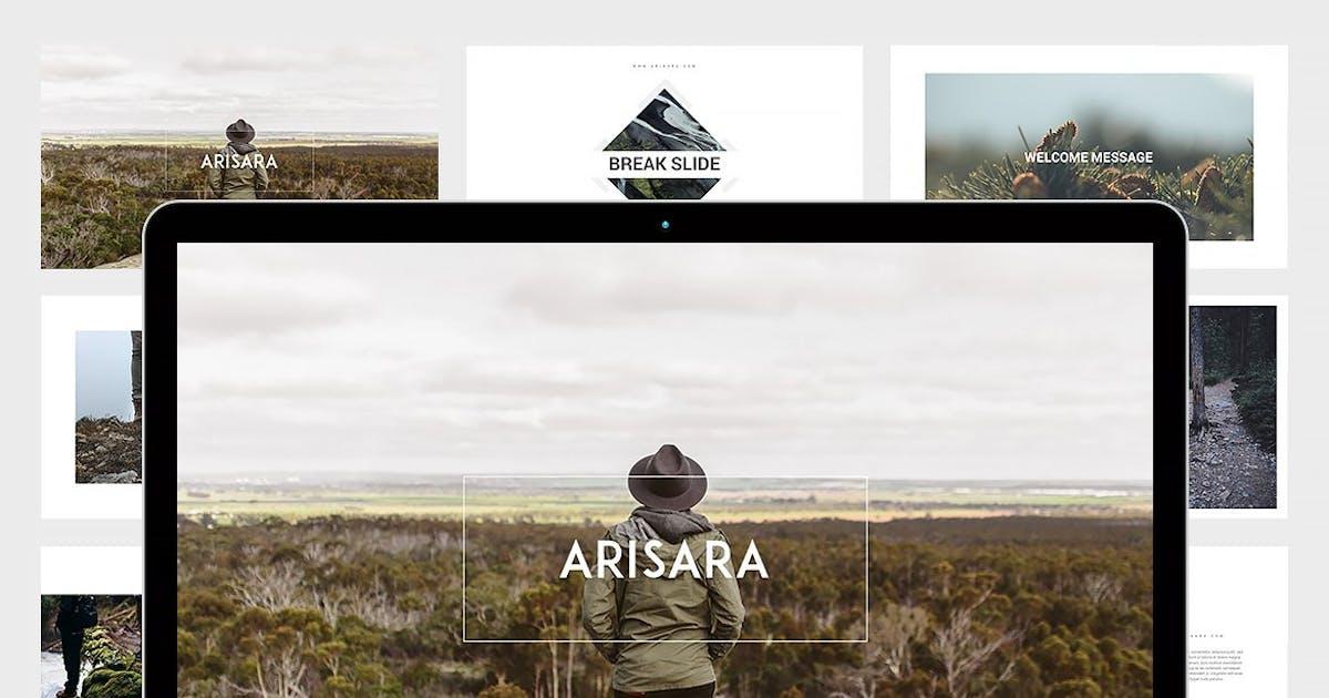 Download Arisara Keynote Template by eunavia