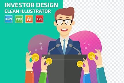 Investor Design