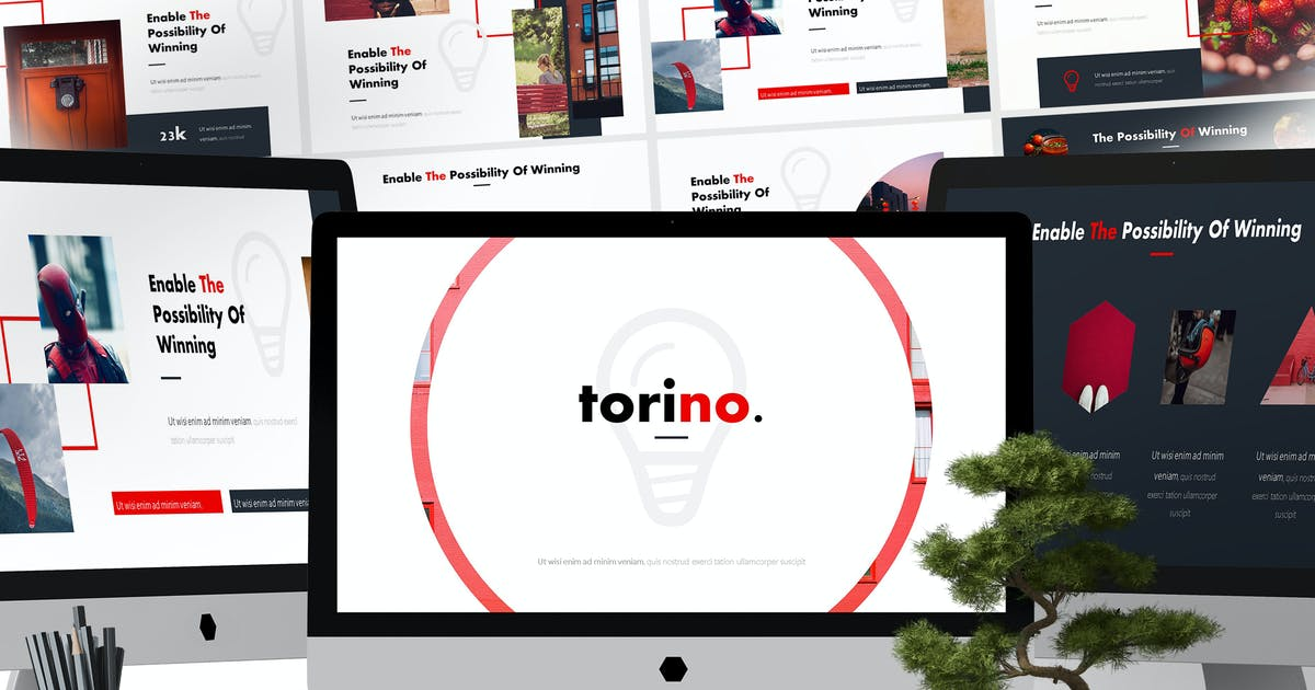 Download Torino - Powerpoint Template by aqrstudio
