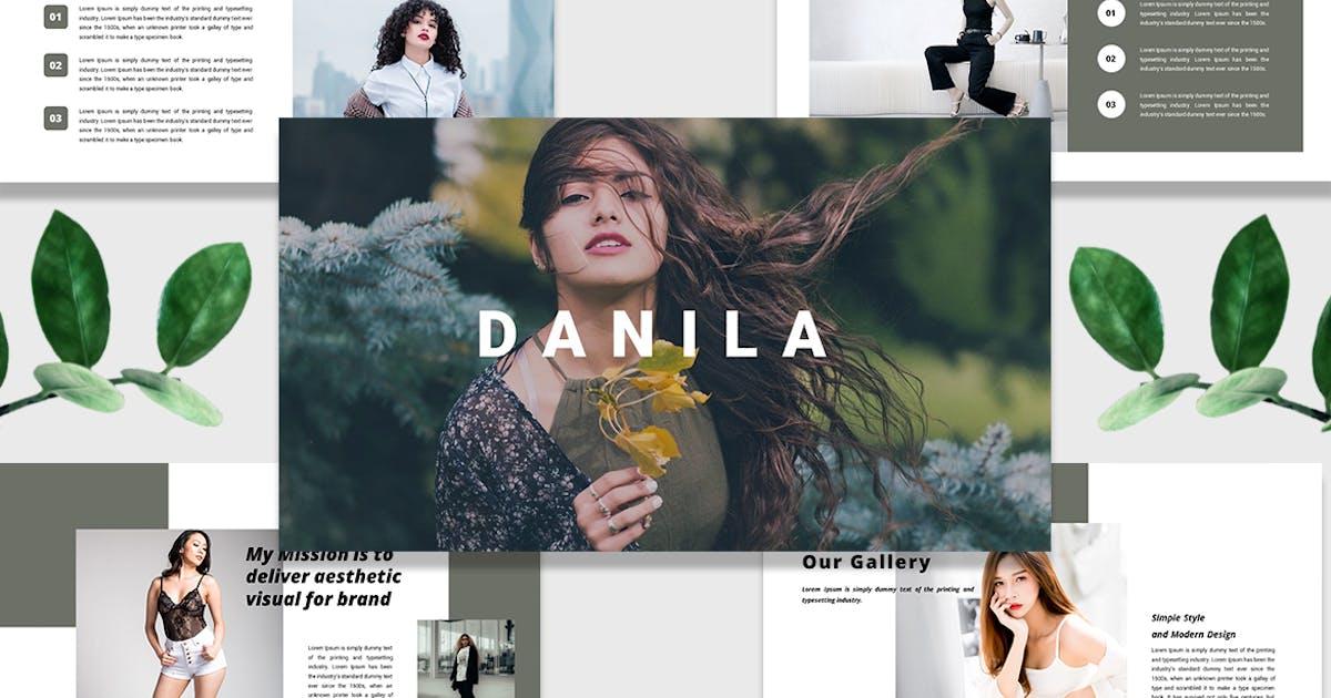 Download Danila - Keynote Template by alonkelakon