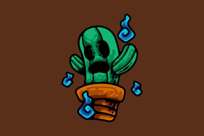 Haunted Cactus