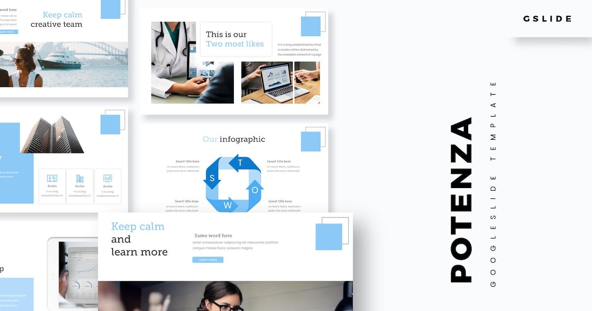 Download Potenza - Google Slides Template by aqrstudio