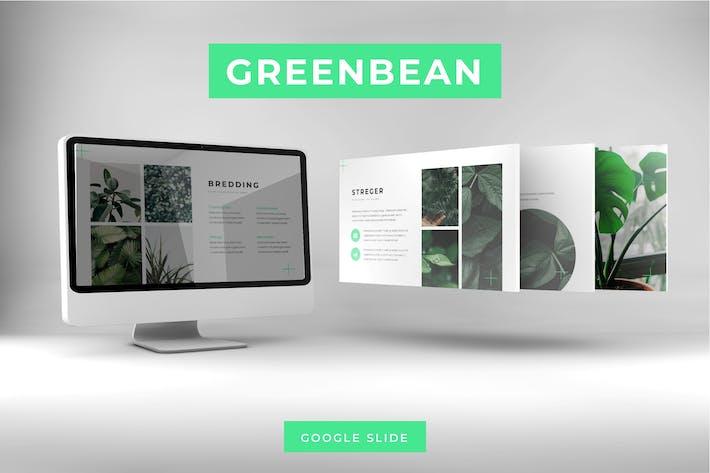 Greenbean - Google Slides Template
