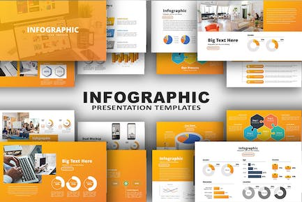 Infographic - PowerPoint Template