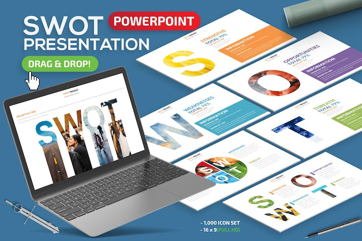 Thumbnail for SWOT Powerpoint Presentation