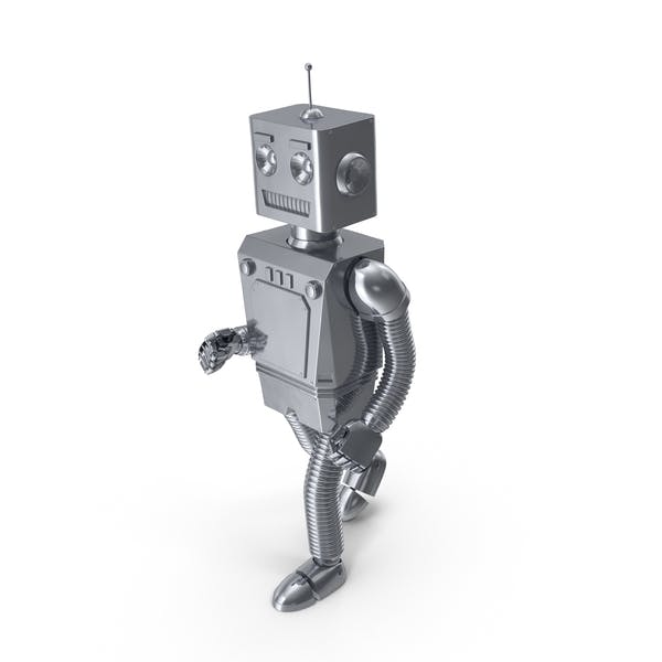 Cover Image for Roboter Laufen
