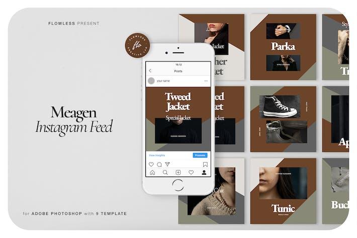 Meagen Instagram Feed