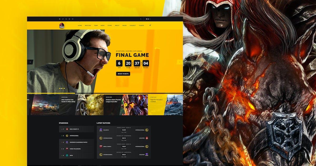 Download eSport Team by Unknow