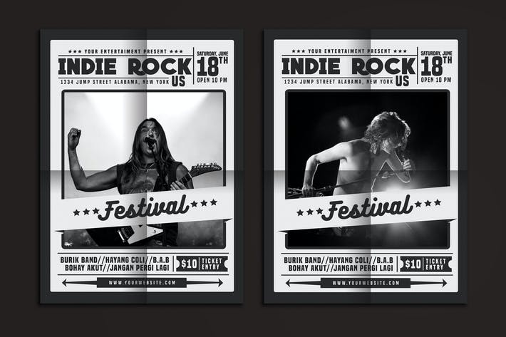 Thumbnail for Indie Rock Festival