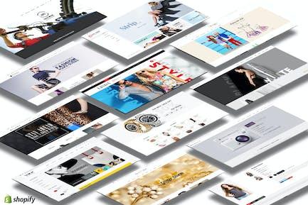 Shopify Fashion Multi purpose Theme - Linda