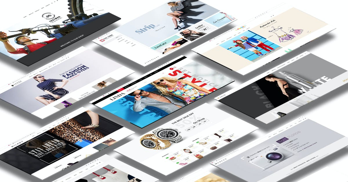 Download Shopify Fashion Multi purpose Theme - Linda by BuddhaThemes