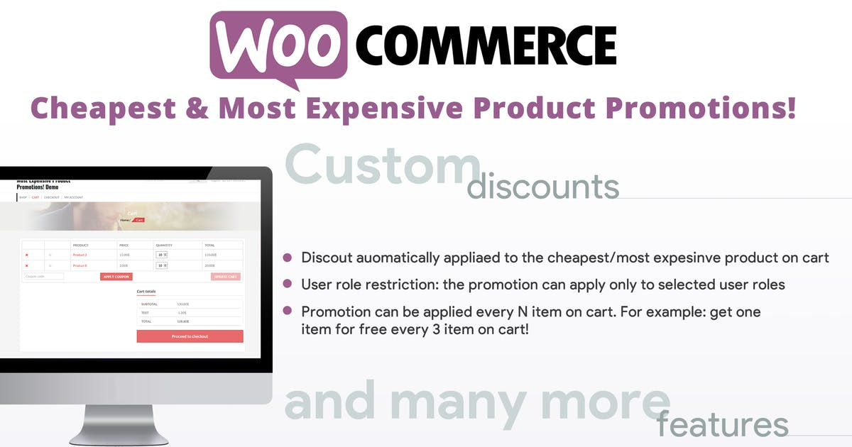Download Cheapest & Most Expensive Product Promotions by vanquish